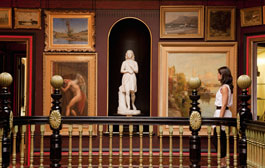 Take a trip to the Russell-Cotes Museum in Bournemouth