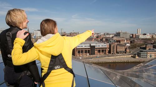 Climb Sage Gateshead