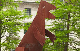 Enjoy stunning public art at Sculpture in the City