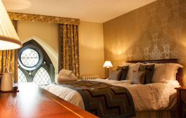 Enjoy a romantic escape to a secret corner of Lincoln
