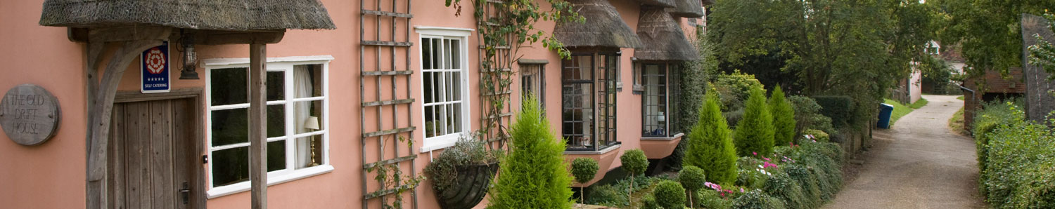 Self-catering accommodation and cottages
