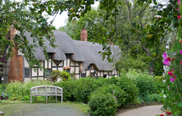 Shakespeare's Birthplace Tour