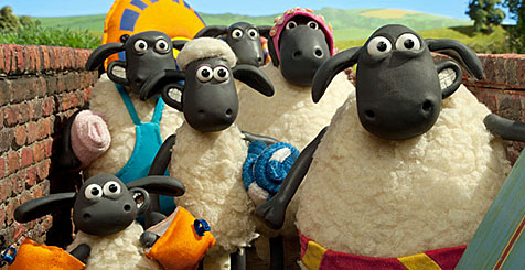 Shaun the Sheep and Friends