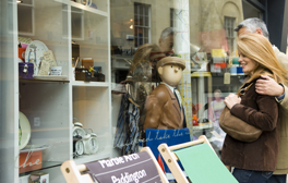 Enjoy a boutique shopping break in Bath