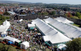 Enjoy good food at Ludlow Food Festival