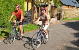 Cycling holidays with Wheely Wonderful Cycling