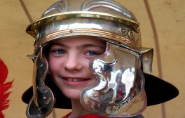 Meet the Romans at Wroxeter Roman City