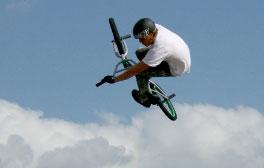 Pull a gnarly 180 at Southsea Skatepark