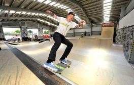 Experience pure adrenaline thrills at Revolution Skatepark