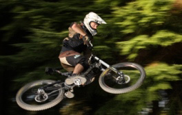 Heart-pumping mountain biking in the Forest of Dean