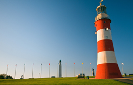 See Plymouth's waterfront and wildlife by bicycle