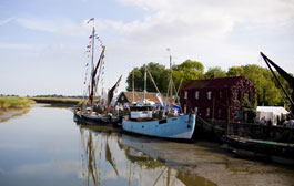 Spend a day at Snape Maltings