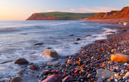 Experience Cumbria's soaring coastal cliffs at St Bees Head