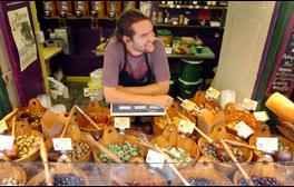 Revel in a Georgian romance at Bristol's oldest market