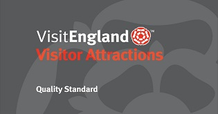 Part of the front cover of the Visitor Attraction Scheme Quality Standard Guide