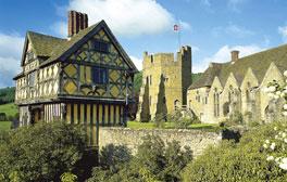 Take an audio tour around Stokesay Castle
