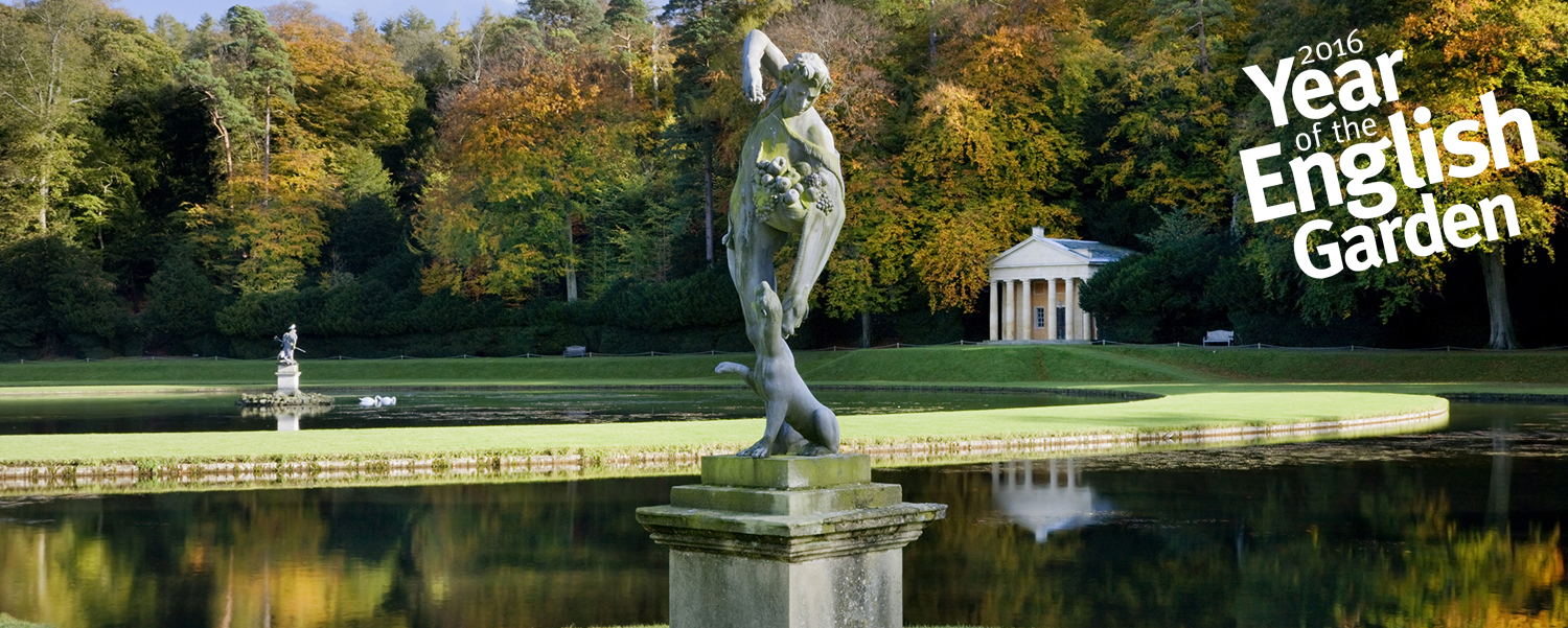 Studley Royal Water Garden Yorkshire