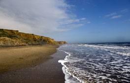 Compton Bay National Trust Images John Millar