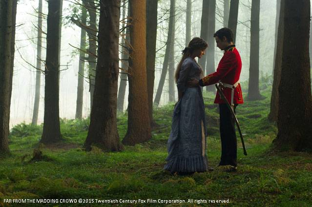 FAR FROM THE MADDING CROWD ©2015 Twentieth Century Fox Film Corporation. All rights reserved.