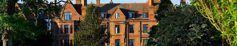 Aldwark Manor.