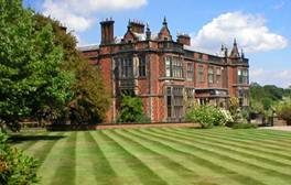 Arley Hall & Gardens - Cheshire (c) VisitEngland 264x168