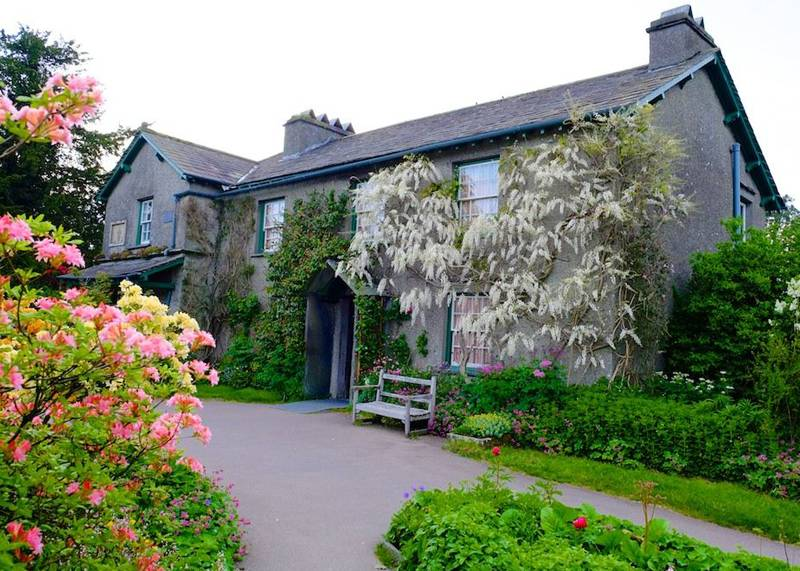Beatrix Potter's Hill Top Farm, Lake District, Cumbria