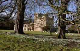 Belsay Hall, Castle and Gardens, Northumberland (winter) (c)English Heritage Trust, Derek St Romaine (5)