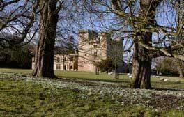 Belsay Hall, Castle and Gardens, Northumberland (winter) (c)English Heritage Trust, Derek St Romaine (5)