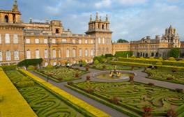 Blenheim Palace - Oxfordshire, Italian Garden (c) VisitEngland