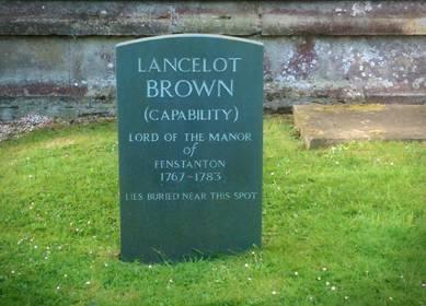 Capability Brown headstone (c) VisitEngland 389x280