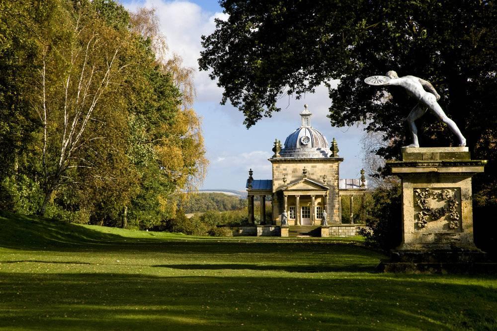 Castle Howard Gardens