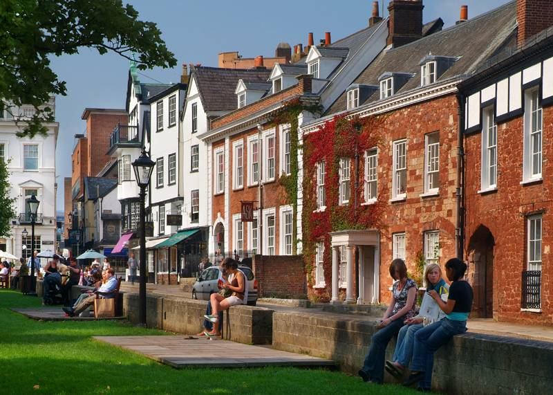 Cultural things to do in Exeter