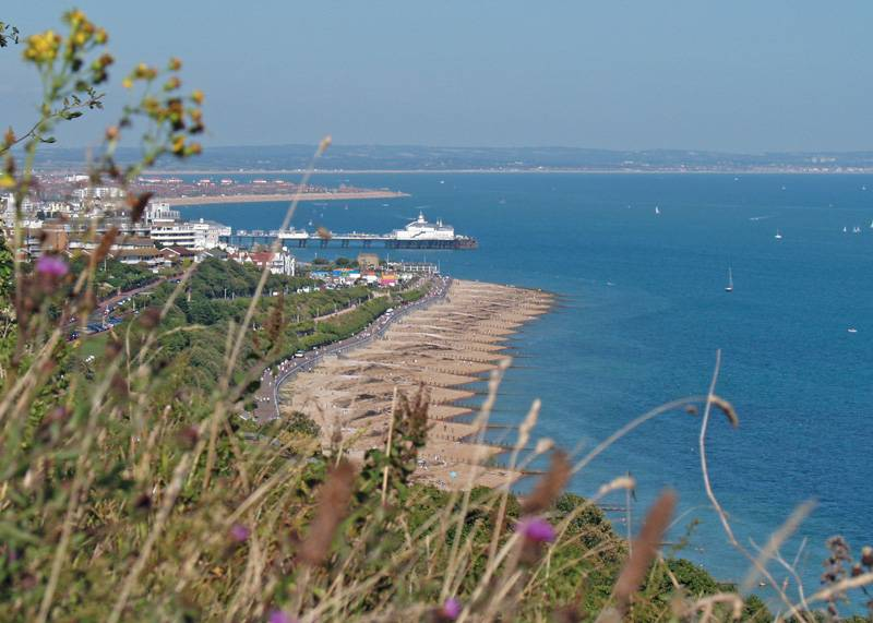 English events in Eastbourne