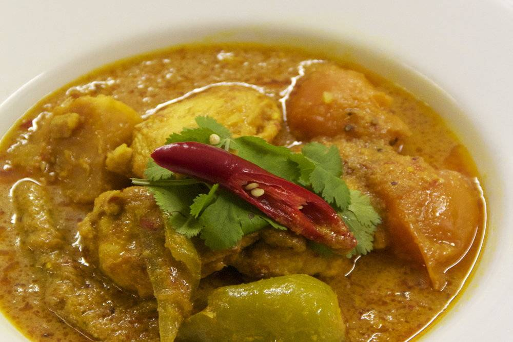 Devil Curry at the World Curry Festival, Leeds