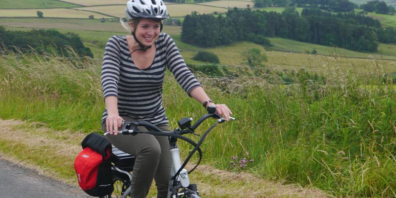 Cycling in the Durham Dales