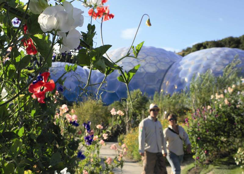 English events at the Eden Project