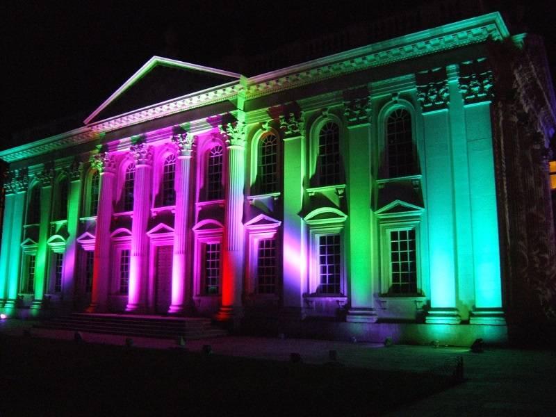 Cambridge E-Luminate at Senate House
