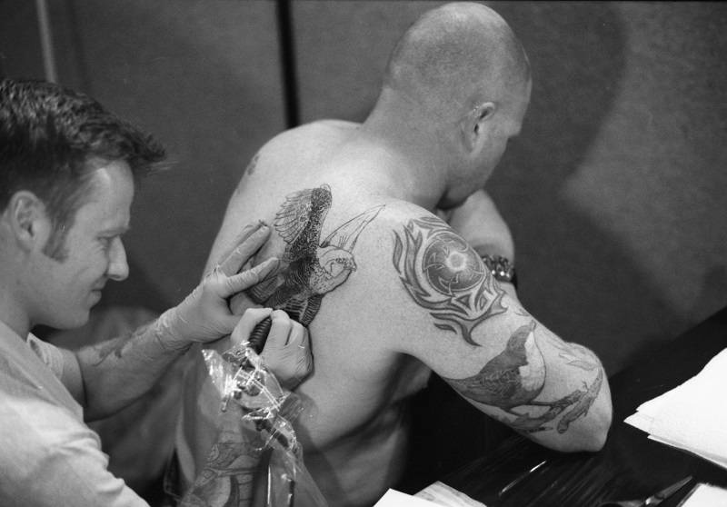 Tattoo Tea Party 2016