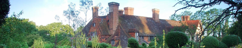 Great Dixter - East Sussex - Peacock garden (c) VisitEngland