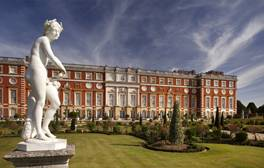 Hampton Court Palace (c)VisitEngland, Historic Royal Palaces