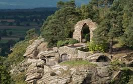 Hawkstone Park Follies - Shropshire (c)Steve Jetley 264x168