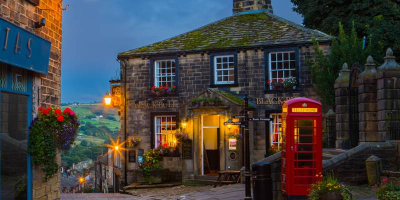Haworth in Bronte Country