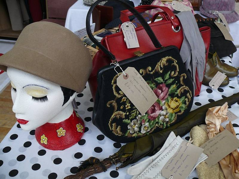 Vintage Fair in Whitby