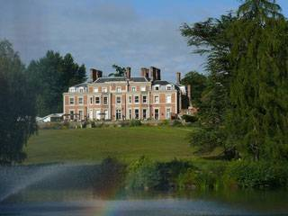 Heckfield Place in Hampshire