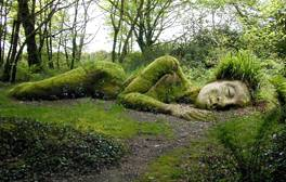 Heligan Gardens MudMaid JulianStephens ©HeliganGardensLtd