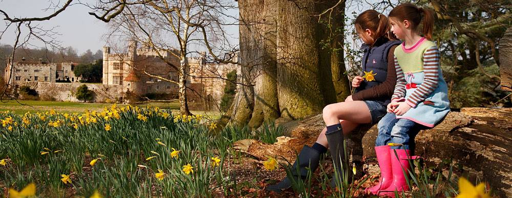 Easter at Hever Castle