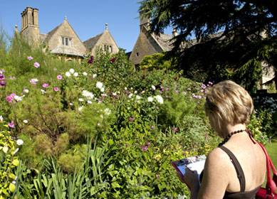 Hidcote - Chipping Campden (c)National Trust Images - Paul Harris 389x280