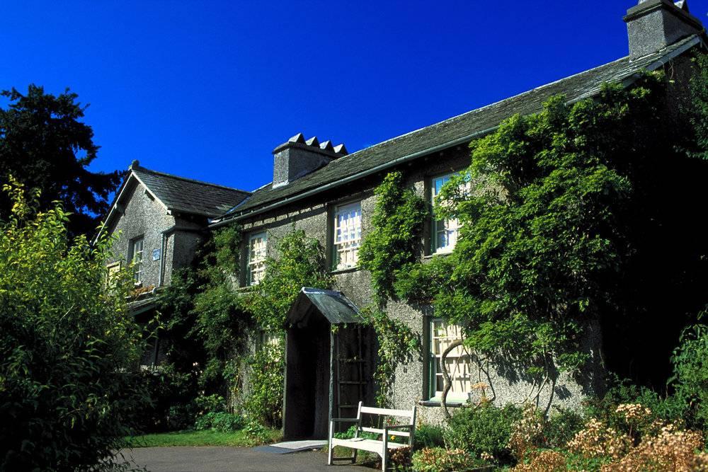 Beatrix Potter's Home, Hilltop © Chris Coe