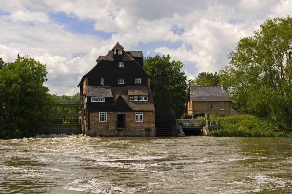 Houghton Mill, Cambridgeshire
