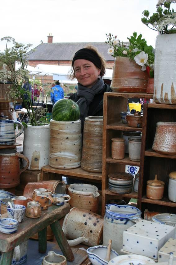 Earth and Fire International Ceramics Fair at Rufford Abbey